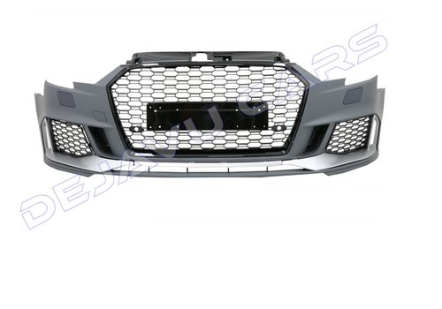 OEM LINE RS3 Look Front bumper for Audi A3 8V