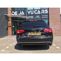 RS4 Look Diffuser for Audi A4 B8