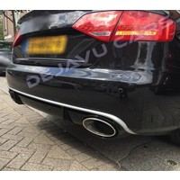 RS4 Look Diffuser voor Audi A4 B8