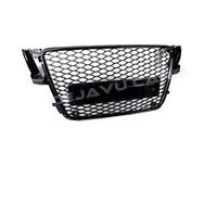 RS5 Look Front Grill Black Edition for Audi A5 B8