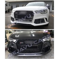 RS6 Facelift Look Front bumper for Audi A6 C7 4G