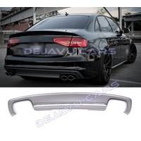 S4 Look Diffuser voor Audi A4 B8.5 (S line)