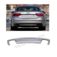 S5 Look Diffusor für Audi A5 8T Coupe