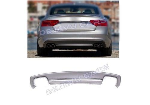 OEM LINE S5 Look Diffusor für Audi A5 8T Coupe