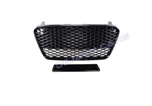 OEM LINE RS Look Front Grill Black Edition voor Audi R8