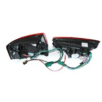 Facelift Look LED Tail Lights for Audi A6 C7 4G (Saloon)