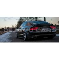 RS7 Look Diffuser voor Audi A7 4G