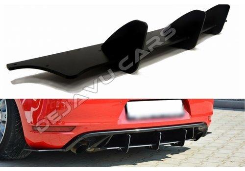 Maxton Design Aggressive Diffusor für Volkswagen Golf 6 GTI / Edition 35 / ED35 / 35TH