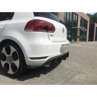 Aggressive Diffuser voor Volkswagen Golf 6 GTI / Edition 35 / ED35 / 35TH