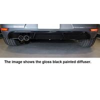 Agressive Diffusor für VW Golf 6 GTD / GTI