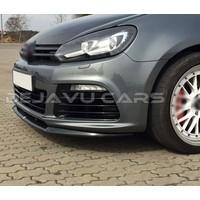 Front Splitter voor Volkswagen Golf 6 R20