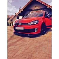 Front Splitter voor Volkswagen Golf 6 GTI 35TH EDITION 35