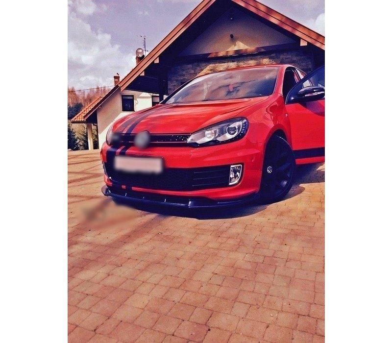 Front Splitter für Volkswagen Golf 6 GTI 35TH EDITION 35