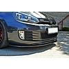 Maxton Design Front Splitter für Volkswagen Golf 6 GTI / GTD
