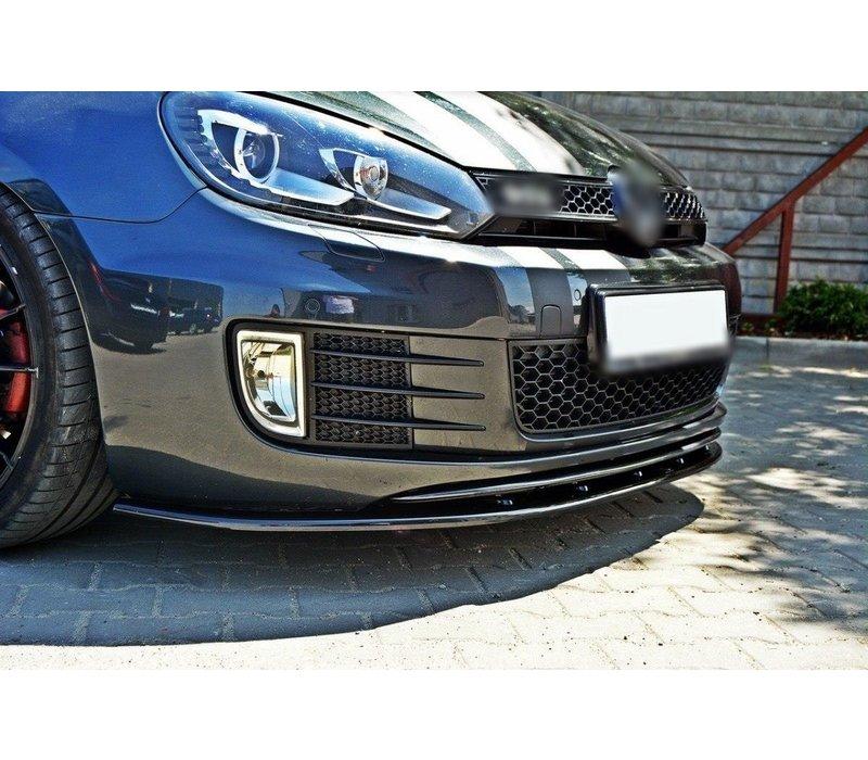 Front Splitter für Volkswagen Golf 6 GTI / GTD