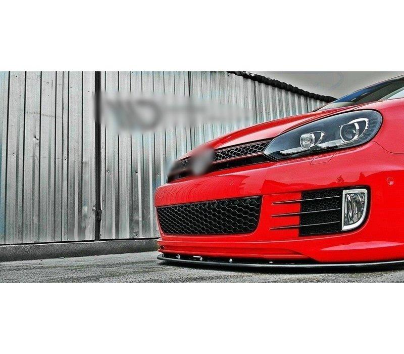 Front Splitter for Volkswagen Golf 6 GTI 35TH EDITION 35 - VER.2