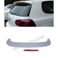 R20 / GTI Look Dakspoiler voor Volkswagen Golf 6