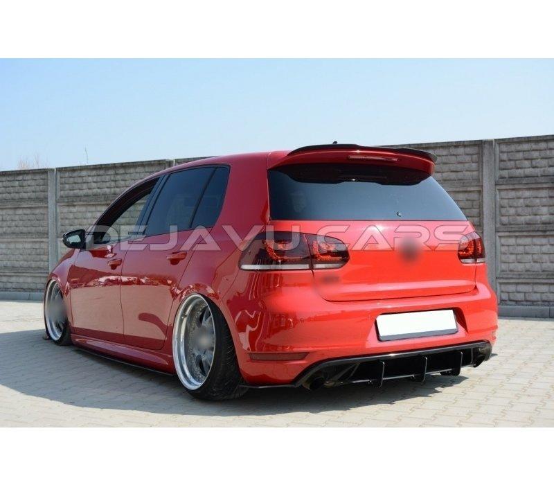 Dakspoiler Extension voor Volkswagen Golf 6 GTI / GTD / R20 / R line