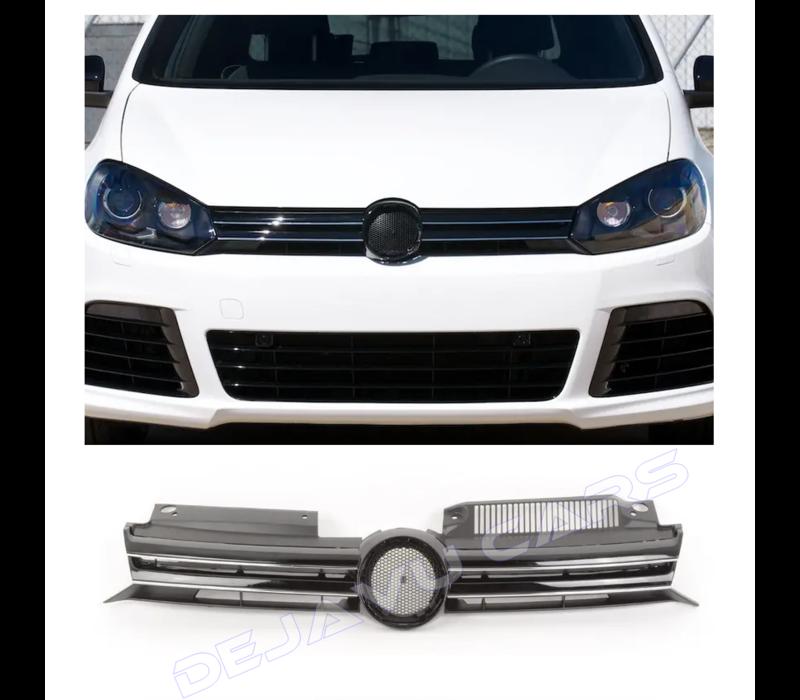 R-Line Look Front Grill voor Volkswagen Golf 6