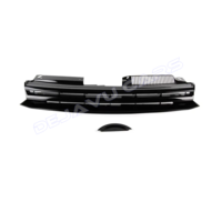 R20 Look Badgeless Front Grill for Volkswagen Golf 6