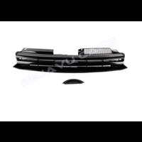 R20 Look Badgeless Front Grill voor Volkswagen Golf 6