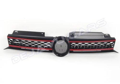 OEM LINE® GTI Look Front Grill voor Volkswagen Golf 6