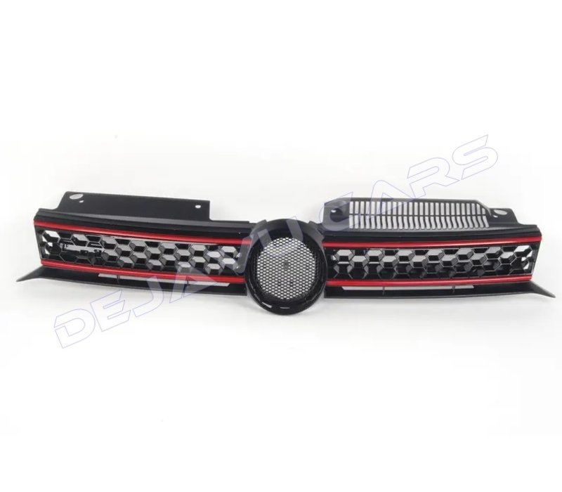 GTI Look Front Grill for Volkswagen Golf 6