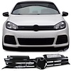 OEM LINE R20 Look Front Grill for Volkswagen Golf 6