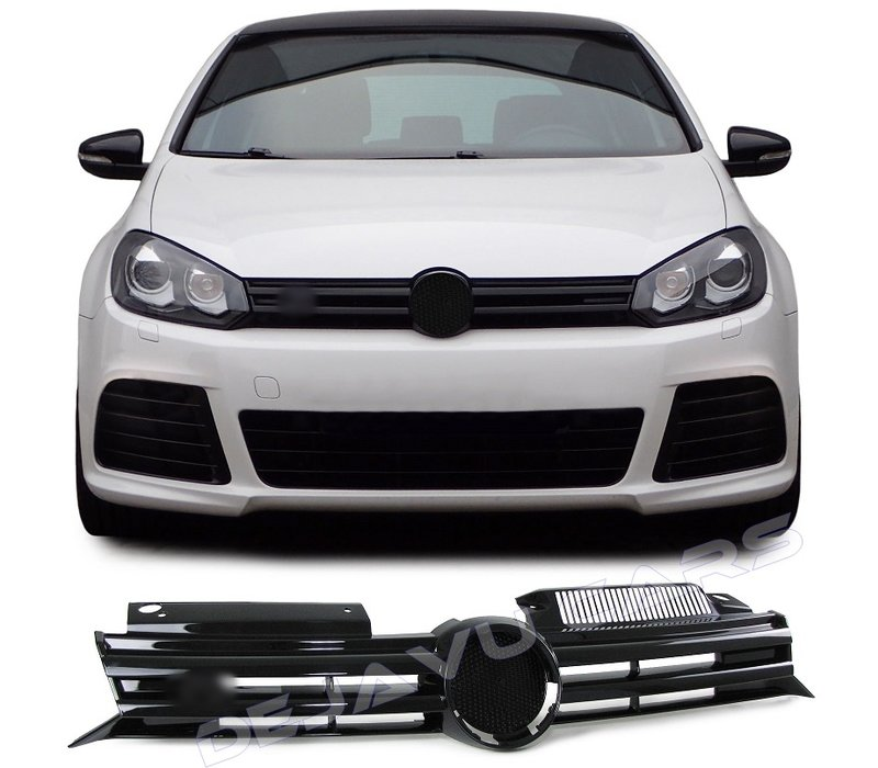 R20 Look Front Grill for Volkswagen Golf 6