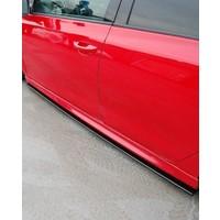 Seitenschweller Diffusor für Volkswagen Golf 6 R20 / 35TH EDITION35