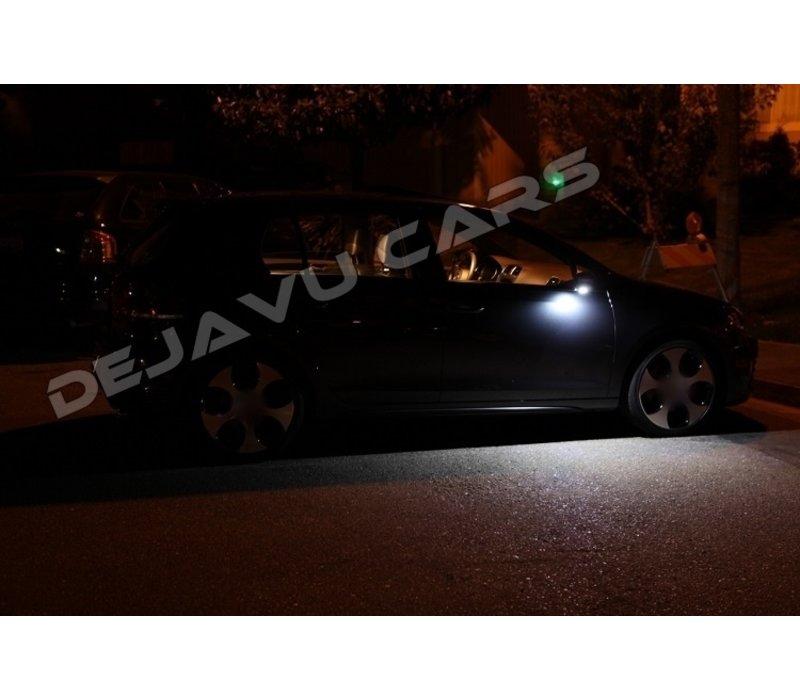 LED Verlichting onder buitenspiegel voor Volkswagen Golf 6