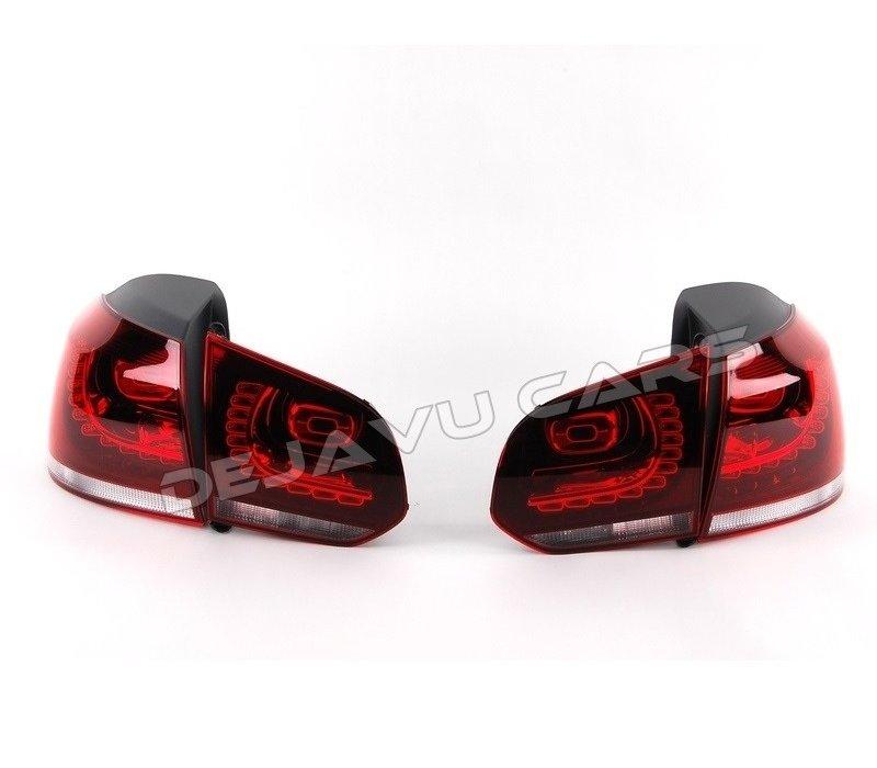 R20 / GTI Look LED Rückleuchten für Volkswagen Golf 6