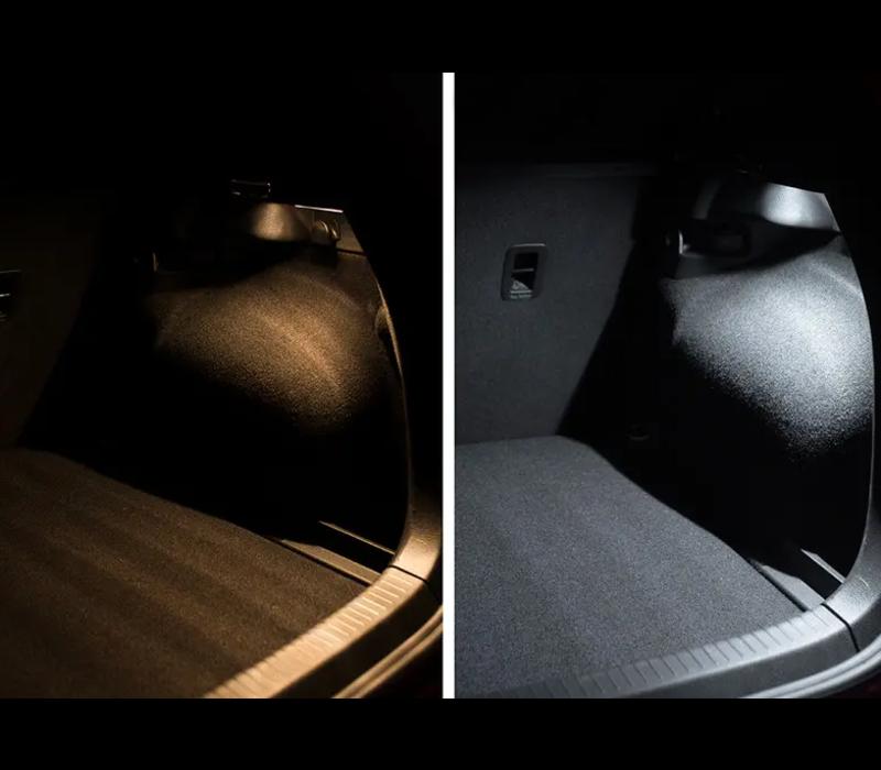 LED Innenraumbeleuchtung Paket für Volkswagen Golf 7