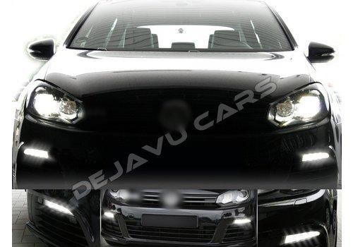 OEM LINE LED Daytime Running Lights for Volkswagen Golf 6 R20