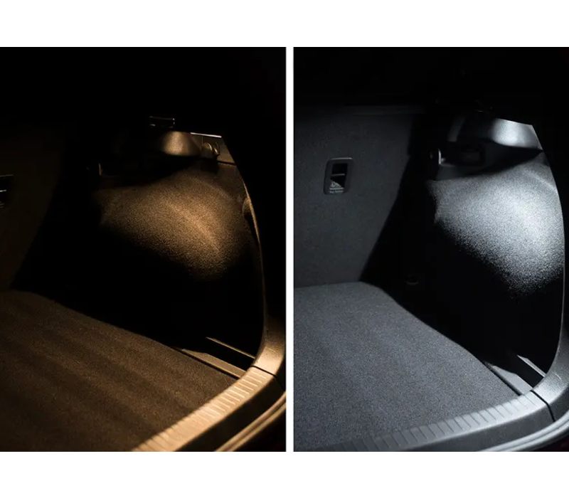 LED Interieur Verlichting Pakket voor Volkswagen Polo 6R / 6C