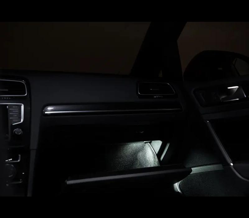 LED Innenraumbeleuchtung Paket für Volkswagen Polo 6R / 6C