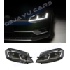 OEM LINE VW Golf 7.5 Facelift Xenon Look Dynamische LED Koplampen voor Volkswagen Golf 7