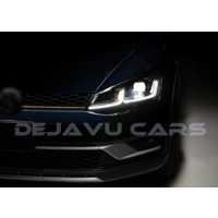 VW Golf 7.5 Facelift Xenon Look Dynamic LED Headlights for Volkswagen Golf 7