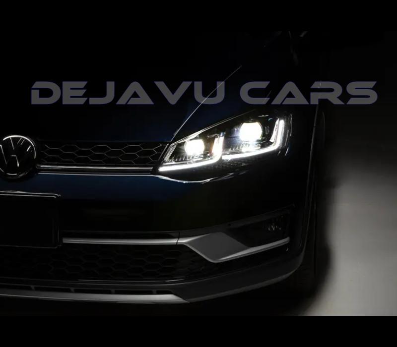 VW Golf 7.5 Facelift Xenon Look Dynamische LED Koplampen voor Volkswagen Golf 7