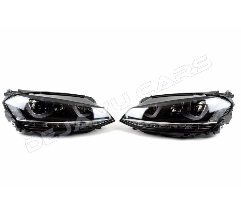 Xenon Look LED Koplampen voor Volkswagen Golf 7