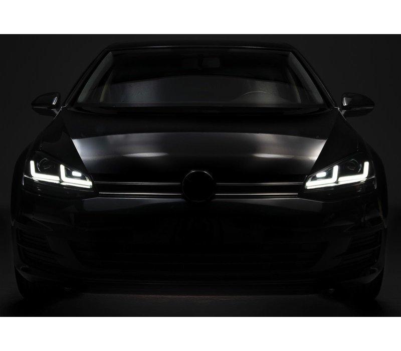 OSRAM LEDriving FULL LED Headlights for Volkswagen Golf 7