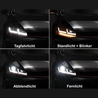 OSRAM LEDriving VOL LED Koplampen voor Volkswagen Golf 7