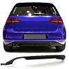 OEM LINE Facelift GTD Look Diffusor für Volkswagen Golf 7