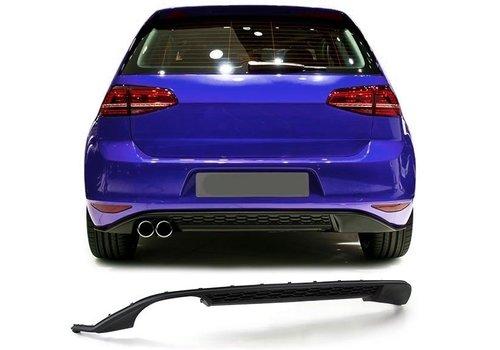 OEM LINE GTD Look Diffuser for Volkswagen Golf 7