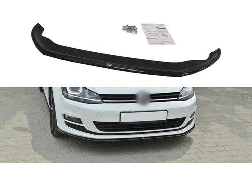 Maxton Design Front Splitter voor Volkswagen Golf 7