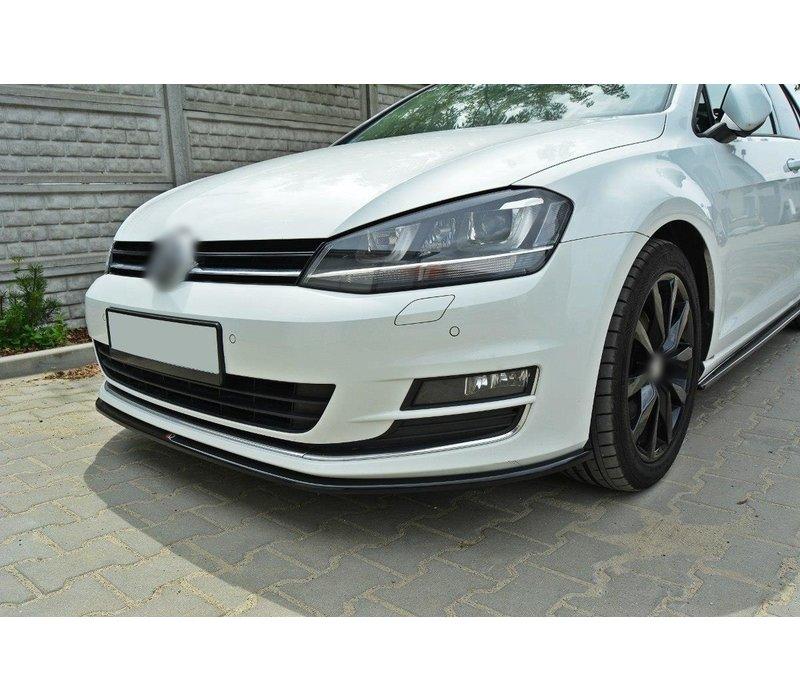 Front Splitter for Volkswagen Golf 7