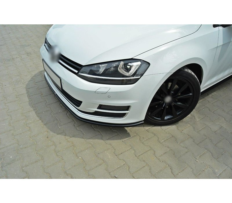 Front Splitter voor Volkswagen Golf 7