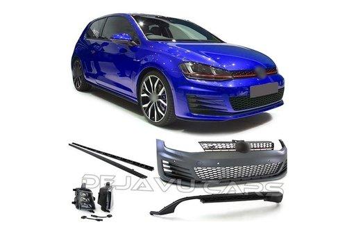 OEM LINE GTI / GTD Look Body Kit for Volkswagen Golf 7