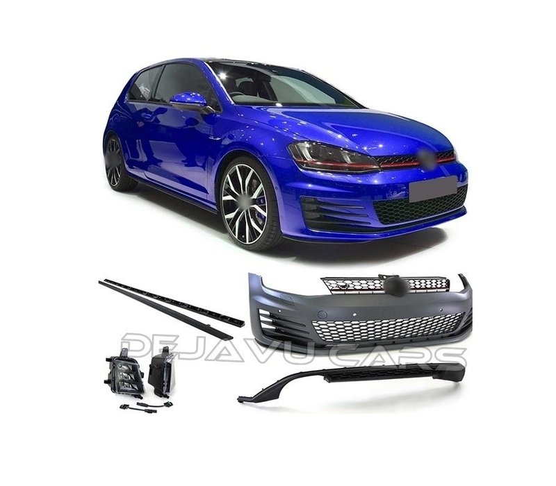 GTI / GTD Look Body Kit für Volkswagen Golf 7