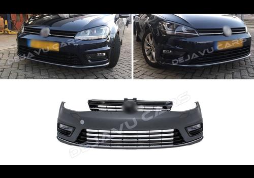 OEM LINE R Line Look Front bumper for Volkswagen Golf 7